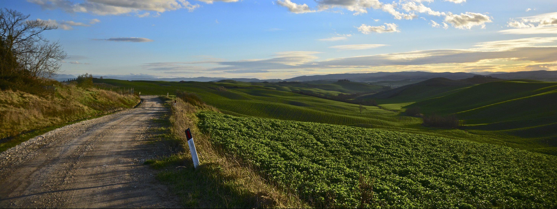 Via Francigena – in bici nelle Terre di Siena