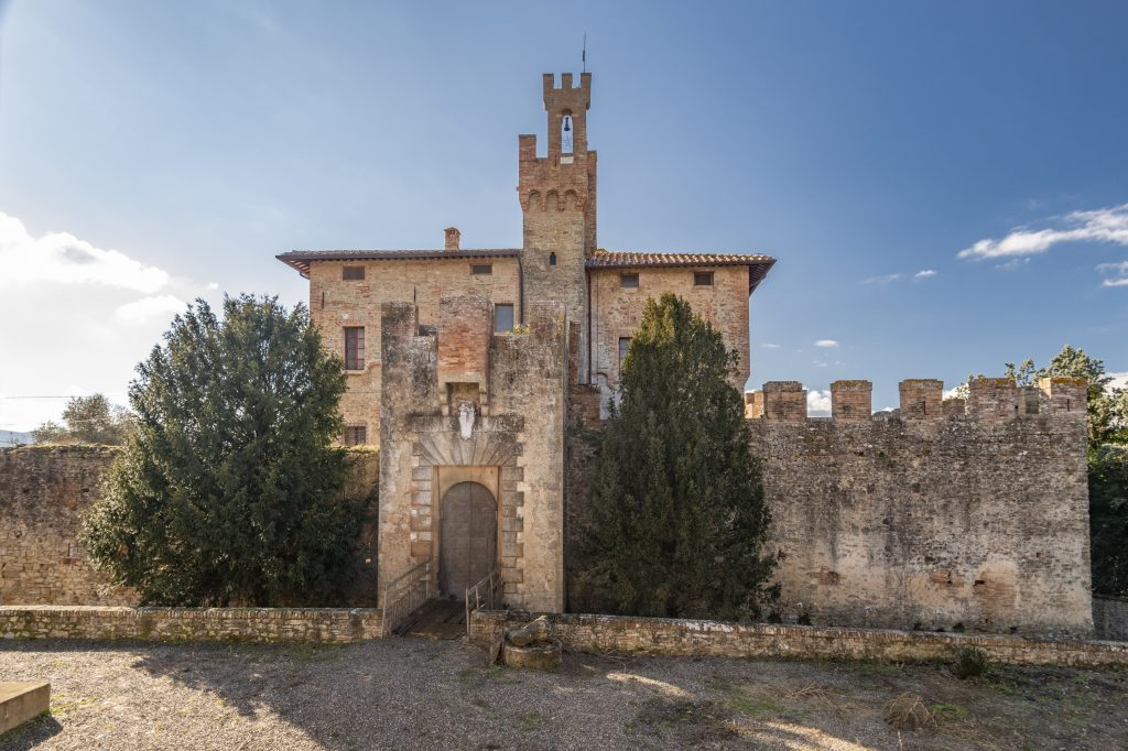 Buonconvento Castello di Bibbiano